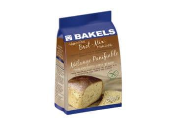 Glutenfrei Brot-Mix Multisaat