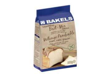 Glutenfrei Brot-Mix weiss