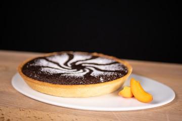 Tarte au chocolat avec PRONTO Lava Cake