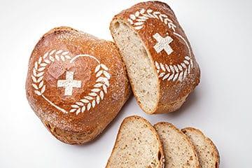 La Suisse dans le coeur